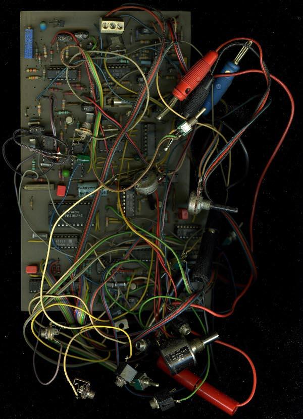 Sequencer Platine (c) apparatus operandi 2012